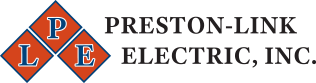 Preston Link Electric Logo
